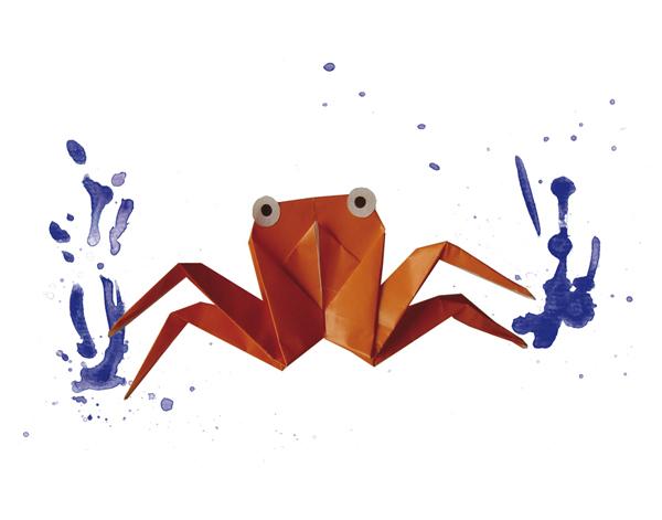 p crab