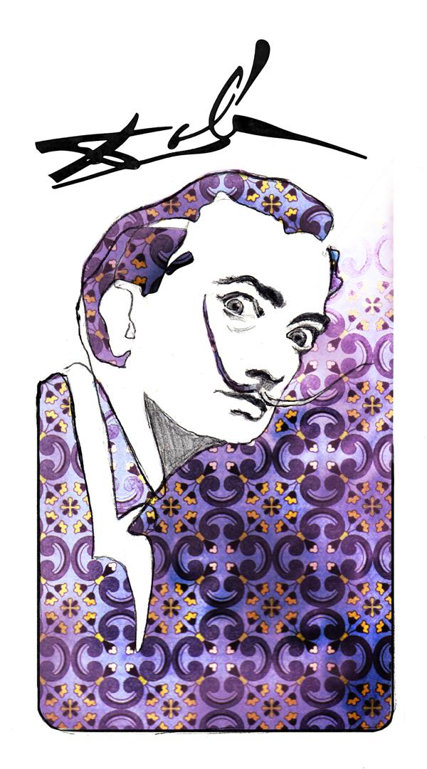 Dalí by Serina Maio
